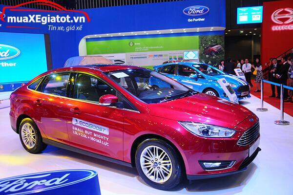 Ford Focus 2018 muaXEgiatot vn - Tìm hiểu tổng quan về Ford Focus 2018