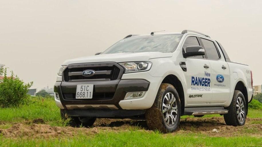 ford ranger 2017 wildtrak - Tổng quan về xe Ford Ranger 2018