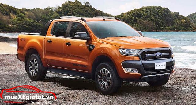 Lựa chọn xe chinh phục mọi địa hình, lựa chọn Ford Ranger 2018