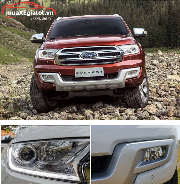 muaxegiatot vn ford everest 2018 5 - Ford Everest 2018 - uy quyền từ sự đẳng cấp