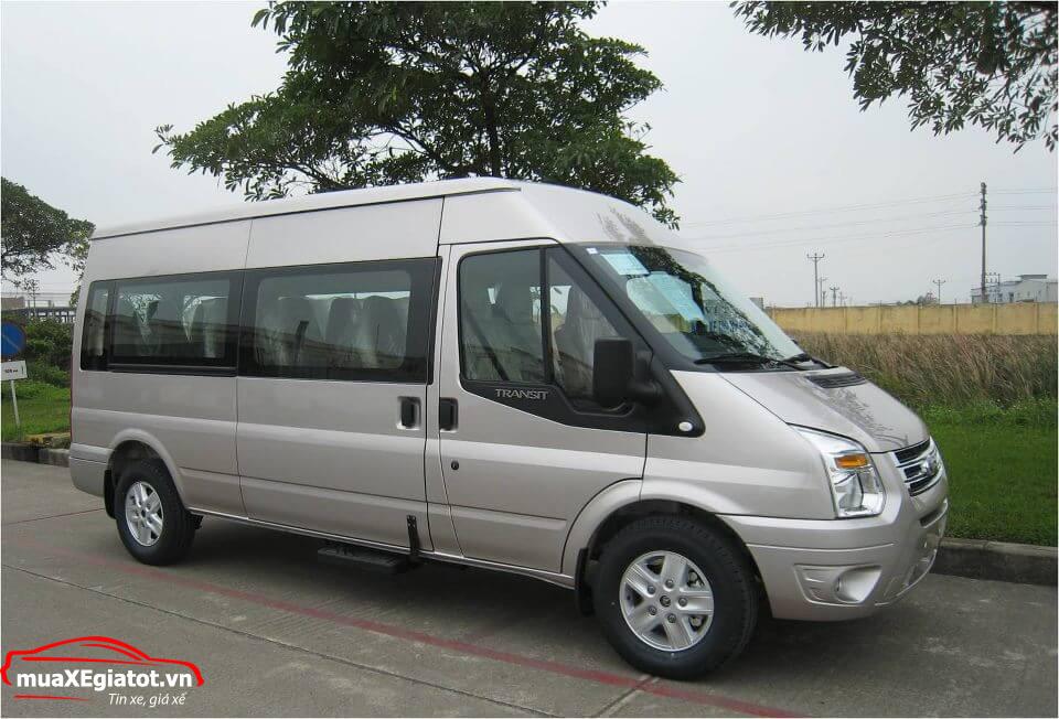 Transit luxury SLX 16s 9 copy - Đánh giá xe 16 chỗ Ford Transit 2018 và giá bán tại Việt Nam
