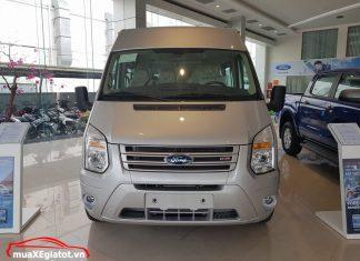 Ford Transit 2018 16 chỗ tại Việt Nam