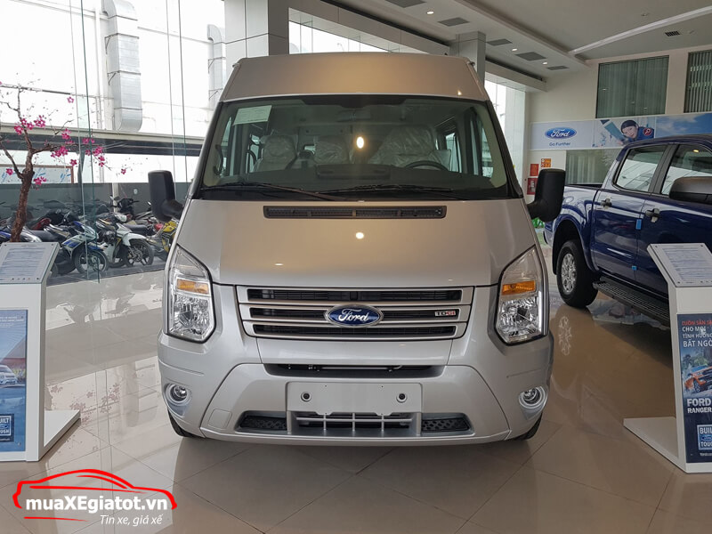 ford transit 16 cho mid LX muaxegiatot vn 1 - Đánh giá Ford Transit Mid LX 2018 kèm giá bán tại Việt Nam