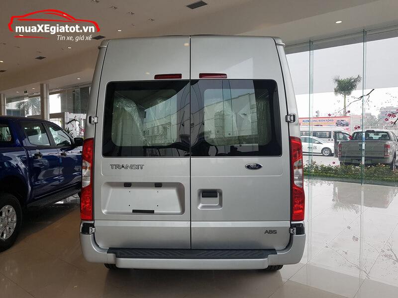 Ford Transit 2018 16 chỗ (Đuôi xe)