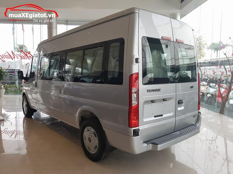ford transit 16 cho mid LX muaxegiatot vn 4 - Đánh giá Ford Transit Mid LX 2021 kèm giá bán