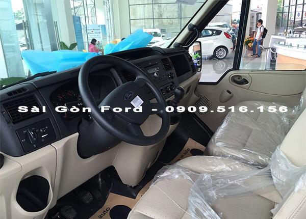 ford transit 2019 noi that xe