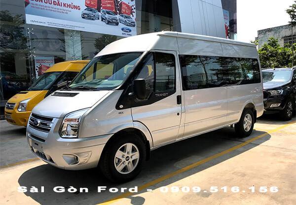 gia xe ford transit 2019 la bao nhieu