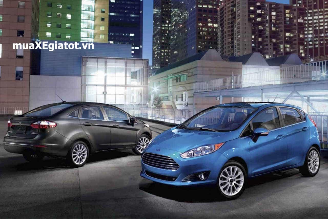 Ford Fiesta 2018 - thương hiệu của tương lai