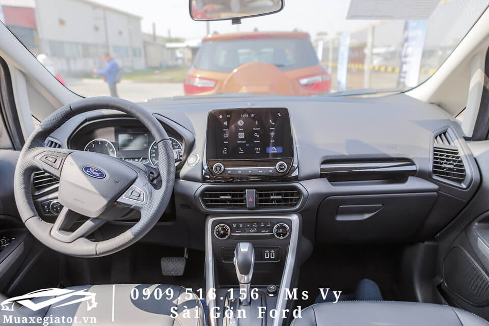 ford ecosport 2018 muaxegiatot vn noi that - Đánh giá Ford Ecosport 2014 mẫu cũ, trông đợi gì ở Ecosport 2018 mới?