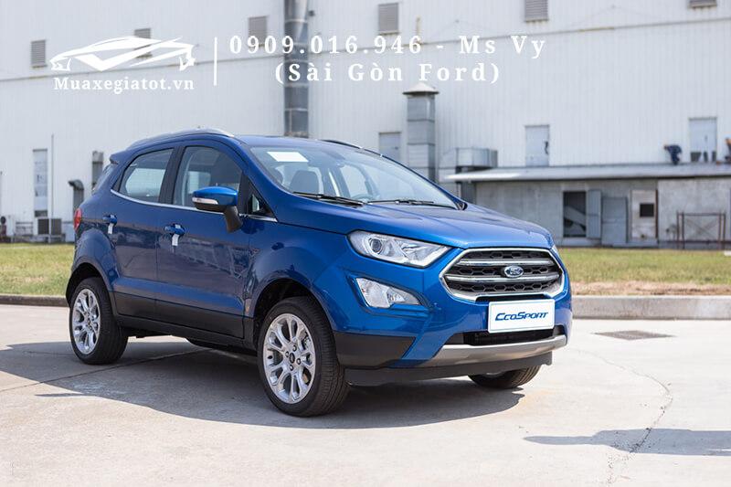 Đánh giá xe Ford EcoSport 2019