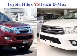 So-sanh-Toyota-Hilux-2.4E-4x2-AT-2019-va-Isuzu-D-Max-LS-2.5-4x2-AT-2018