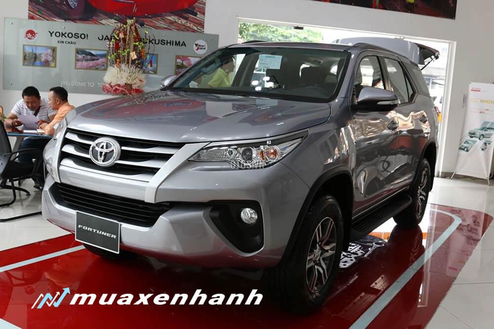 Thông số Kỹ Thuật và Giá bán chính thức Toyota Fortuner 2019