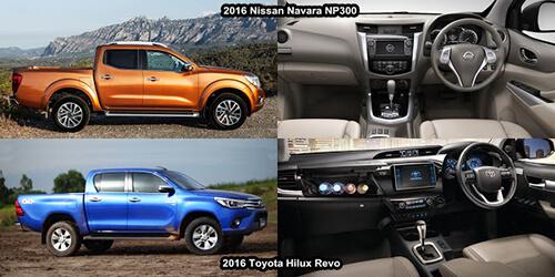 nissan navara toyota hilux 4 muaxegiatot vn - So sánh Toyota Hilux 2.4E AT và Nissan Navara EL (Số tự động, 1 cầu)