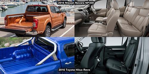 nissan navara toyota hilux 6 muaxegiatot vn - So sánh Toyota Hilux 2.4E AT và Nissan Navara EL (Số tự động, 1 cầu)