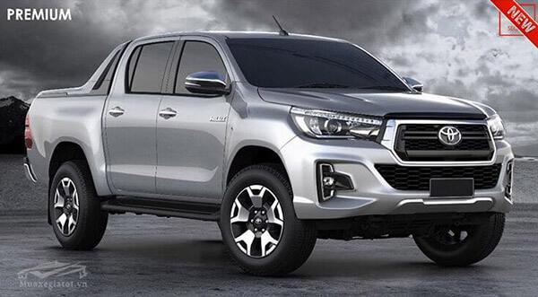Toyota Hilux 2018 mới (2019)