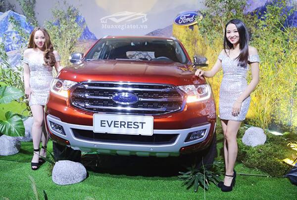 Những lý do khiến bạn nên tậu ngay Ford Everest 2020