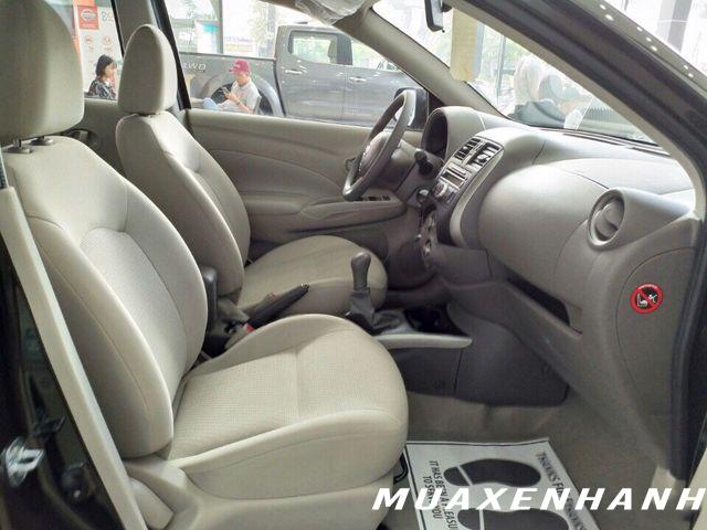 nissan sunny xl ghế lái muaxegiatot vn - Nên mua xe Vios MT với Sunny XL số sàn chạy dịch vụ?