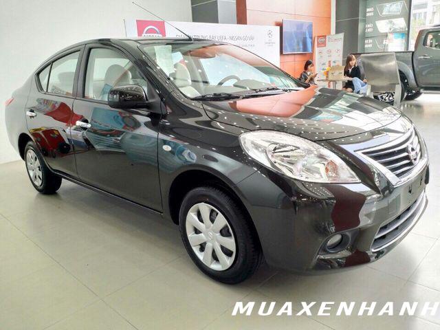 nissan sunny xl hong trái muaxegiatot vn - Nên mua xe Vios MT với Sunny XL số sàn chạy dịch vụ?