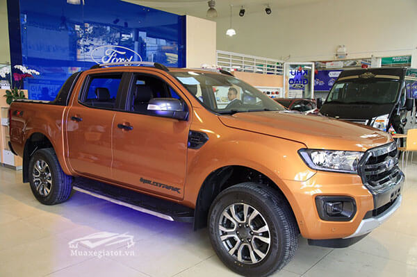 Đánh giá xe Ford Ranger 2020 kèm giá bán & khuyến mãi