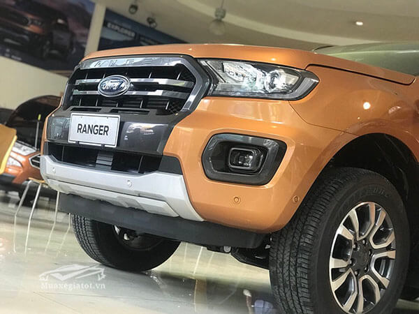 Đánh giá xe bán tải Ford Ranger 2019