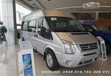 giá xe ford transit 2019