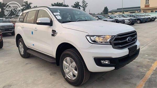 Đánh giá xe Ford Everest 2019 Ambiente số sàn kèm giá bán