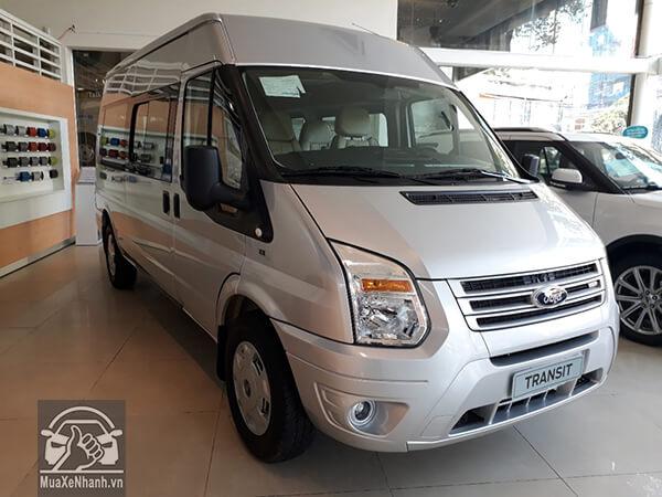 Đánh giá xe 16 chỗ Ford Transit 2020 và giá bán tại Việt Nam