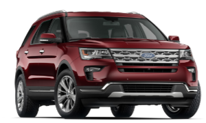 Ford New Explorer Thumbnail - Trang chủ
