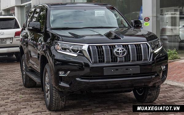 Đánh giá Toyota Land Cruiser Prado 2019