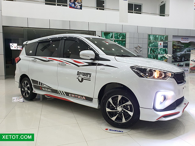 danh gia xe suzuki ertiga 2020 xetot com - Đánh giá xe Suzuki Ertiga 2021 kèm giá bán khuyến mãi #1