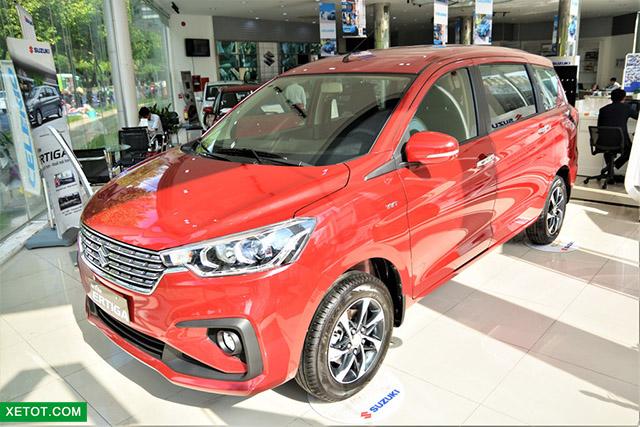 gia xe suzuki ertiga 2020 xetot com - Đánh giá xe Suzuki Ertiga 2021 kèm giá bán khuyến mãi #1