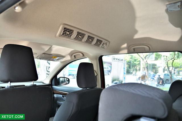 tran xe suzuki ertiga 2020 xetot com - Đánh giá xe Suzuki Ertiga 2021 kèm giá bán khuyến mãi #1