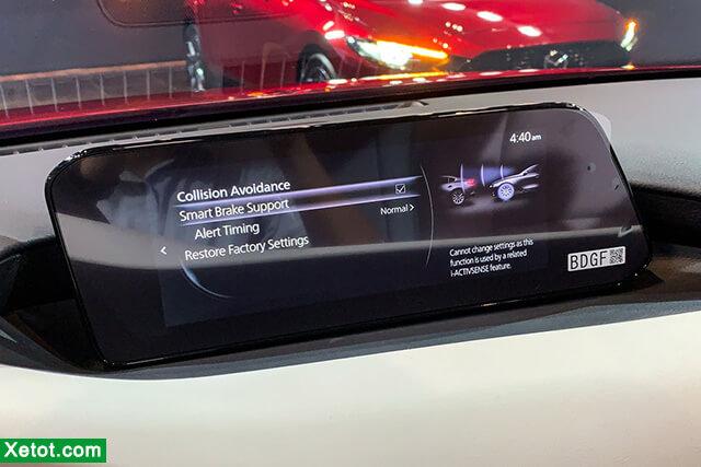 an toan tren mazda 3 2021 sedan danhgiaxehoi vn - Đánh giá Mazda 3 2021 - Ông trùm của dòng xe hạng C