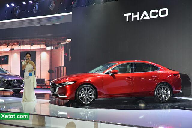 mazda 3 2021 ra mat chinh thuc danhgiaxehoi vn - Đánh giá Mazda 3 2021 - Ông trùm của dòng xe hạng C