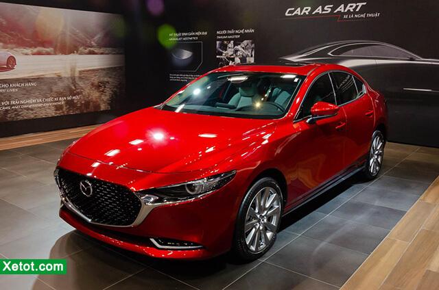 mazda 3 2021 sedan danhgiaxehoi vn - Đánh giá Mazda 3 2021 - Ông trùm của dòng xe hạng C