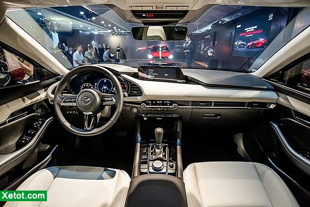 noi that xe mazda 3 2021 ban sedan danhgiaxehoi vn - Đánh giá Mazda 3 2021 - Ông trùm của dòng xe hạng C