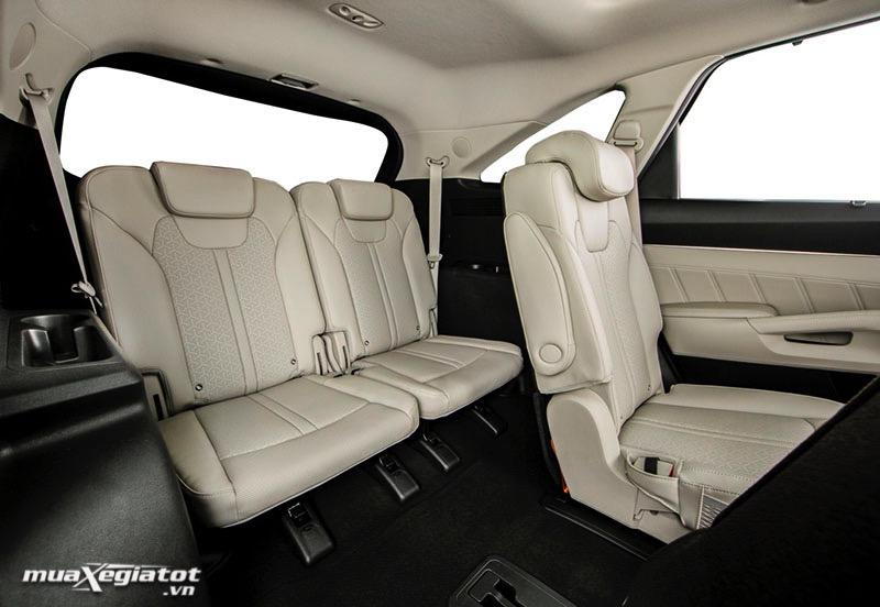 hang ghe thu 3 xe kia sorento 2021 the he moi muaxegiatot vn 1 - Đánh giá xe Ô tô 7 chỗ Kia Sorento 2021, Thiết kế trẻ trung và thể thao