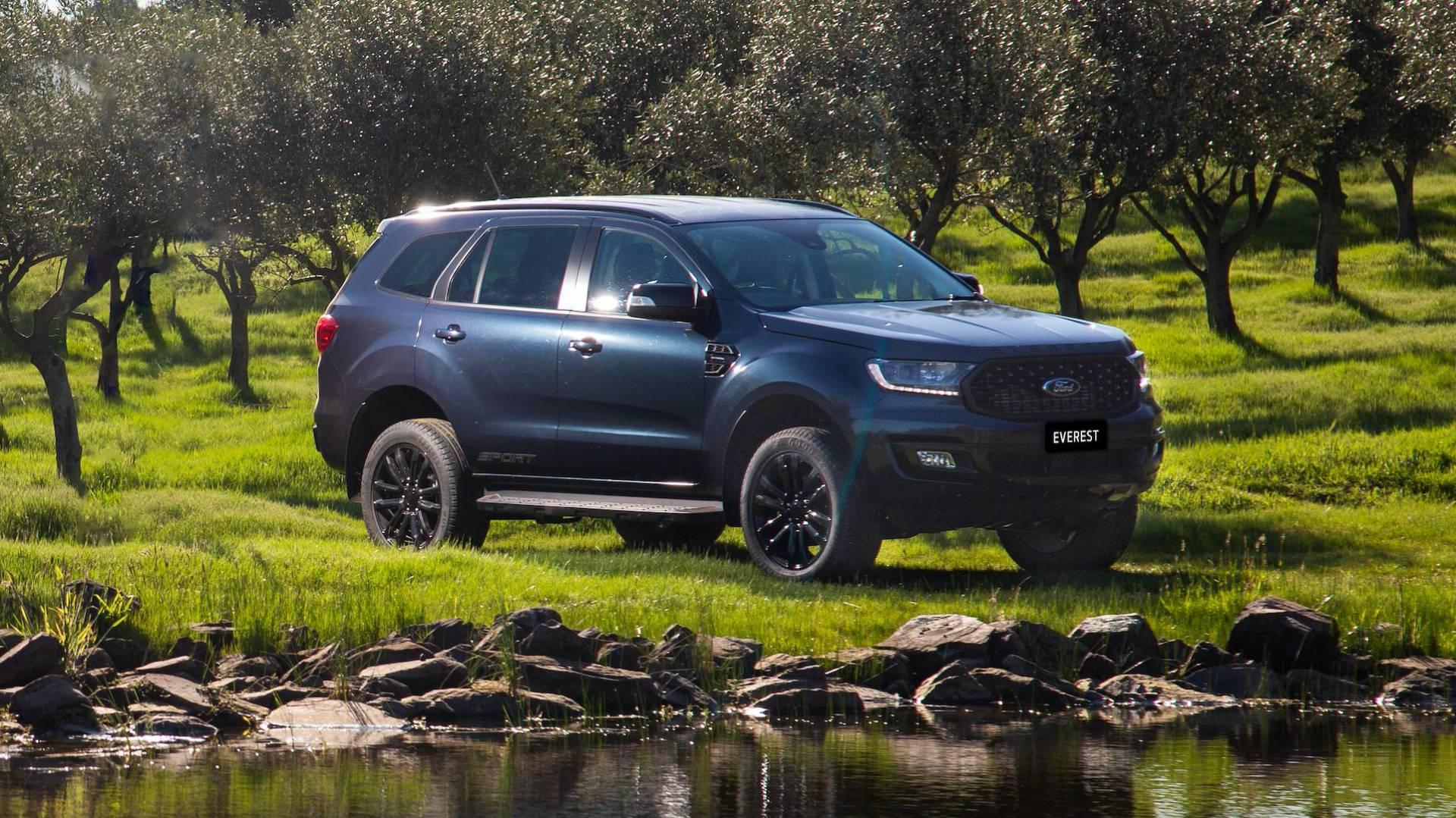2021 ford everest sport australia spec 1 - Chi tiết Ford Everest Sport 2021 – Phiên bản thể thao cho phái mạnh