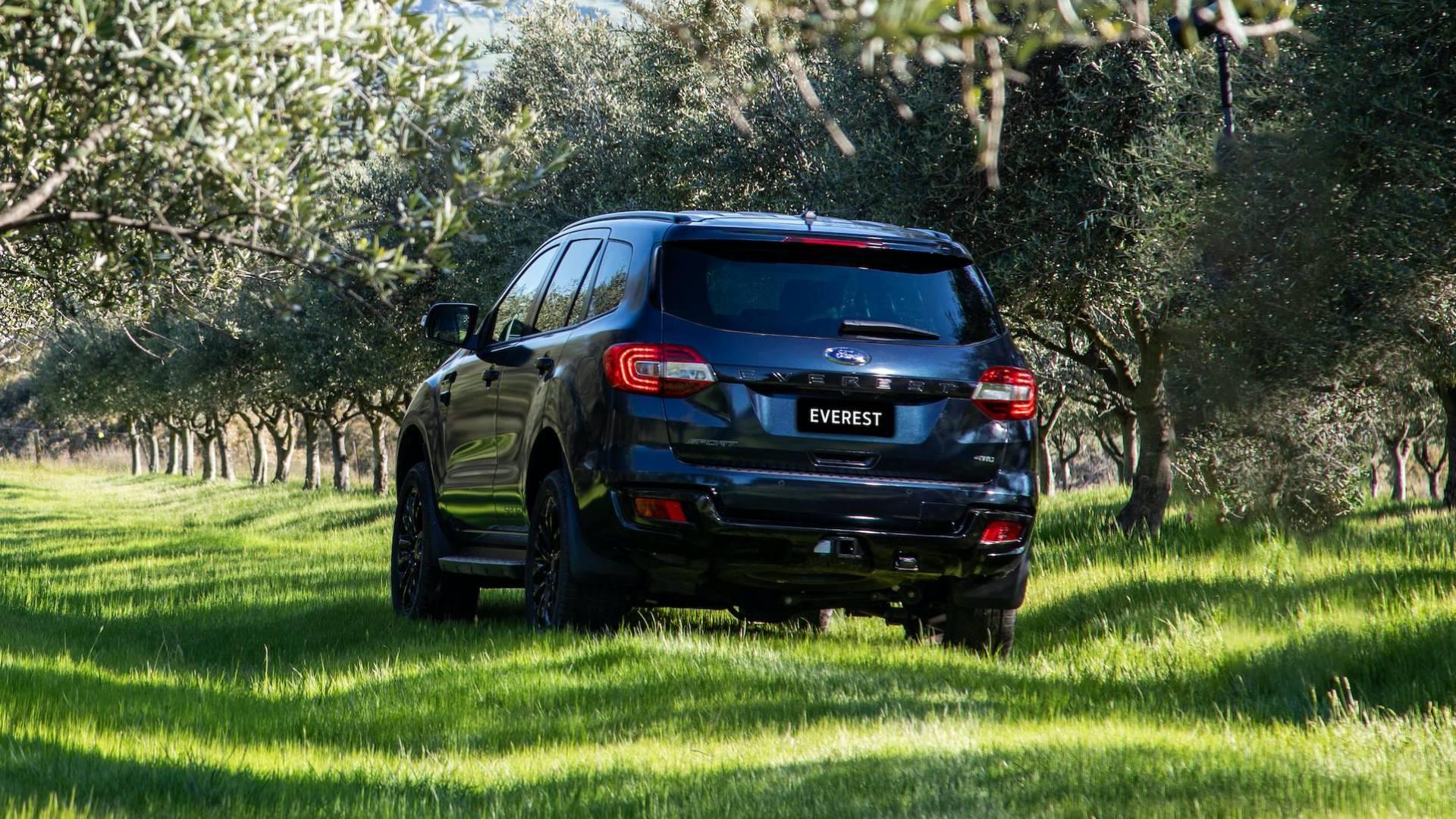2021 ford everest sport australia spec 3 - Chi tiết Ford Everest Sport 2021 – Phiên bản thể thao cho phái mạnh