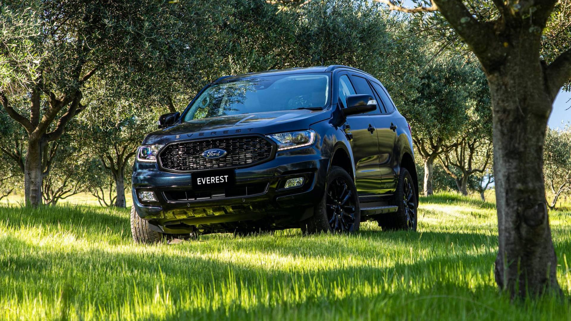 2021 ford everest sport australia spec 4 - Chi tiết Ford Everest Sport 2021 – Phiên bản thể thao cho phái mạnh