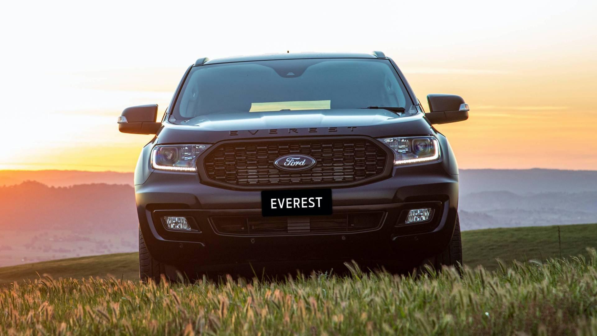 2021 ford everest sport australia spec 5 - Chi tiết Ford Everest Sport 2021 – Phiên bản thể thao cho phái mạnh