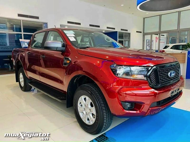 chi tiet xe ford ranger xls mt so san 1 cau muaxegiatot vn - Chi tiết xe bán tải Ford Ranger XLS MT 2021 (Ford Ranger XLS 2.2L 4x2 MT 2021)