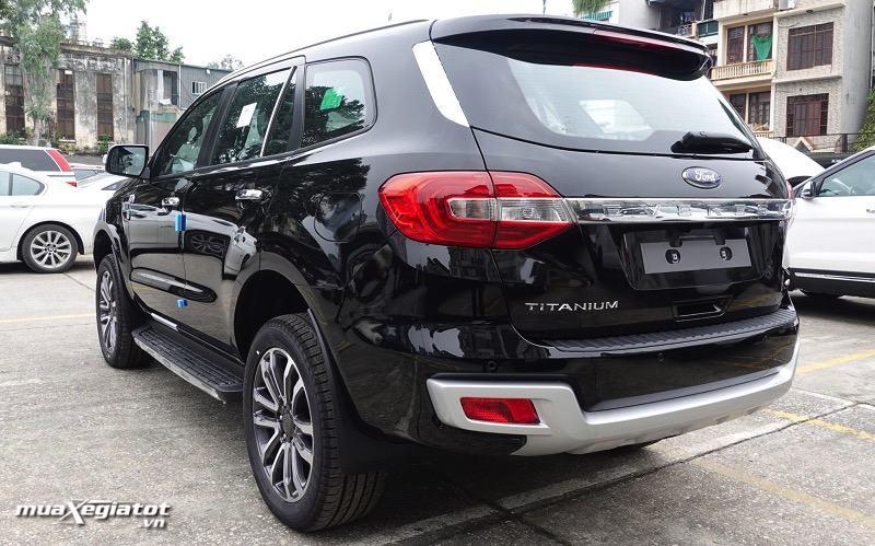 den hau ford everest 2021 titanium 4wd at bi turbo muaxegiatot vn - Chi tiết Ford Everest Titanium 2.0L AT 4WD 2021, bản cao cấp nhất của Everest