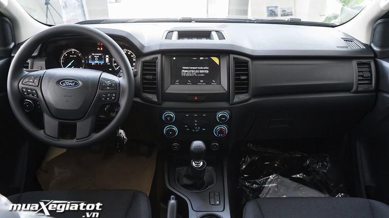 noi that xe ford ranger xls mt so san 1 cau muaxegiatot vn - Chi tiết xe bán tải Ford Ranger XLS MT 2021 (Ford Ranger XLS 2.2L 4x2 MT 2021)